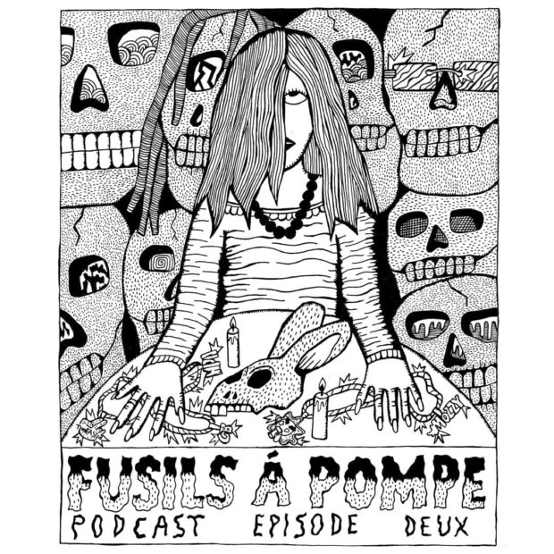 fusils a pompe podcast